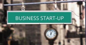 Start-up Sign
